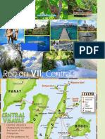 Central Visayas - Powerpoint