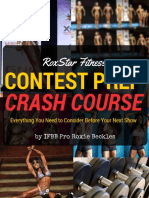 Roxstar Fitness Contest Prep Crash Course eBook