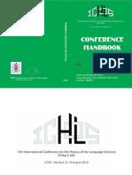 AbstractsICHoLS XIII Conference Handbook