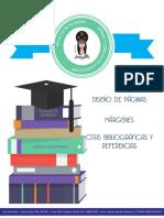 Diseno Margen y Cita Bibliograficas