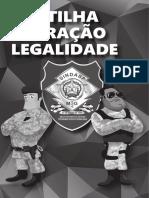 Cartilha Operação e Legalidade - SINDASPMG