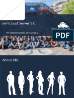 Introducing OwnCloud and What's New in OwnCloud Server 9.0