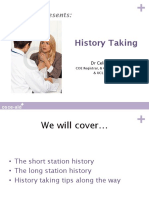 OSCE Stop - Lecture Long history