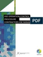 Ita Hse Control of Contractors