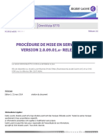 TC1912-Procedure Mise Service Version2.0.09.01.a Release2.0