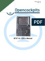 FMC 737 V3 Manual 2012 REV1.0 English