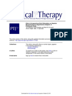 Effect of Acupuncture-Point Stimulation on Diastolic Blood Pressure in Hypertensive Subjects - A Preliminary Study