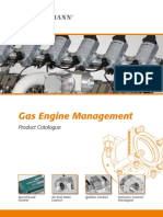 Control AFR CAT Gas Engine Management e