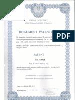Omega - Patent