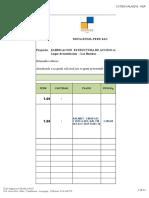 PROPUESTA ECONOMICA  PLATAFORMA DE ACCESO A CAMIONES  MOTA ENGIL PERU SAC LAS BAMBAS REV 03.xlsx