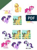 Material Pony