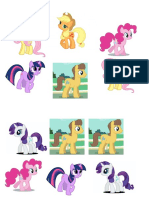Material Pony