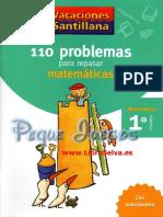 110 Problemas de Matematicas PDF