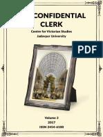 The Confidential Clerk - Volume 3
