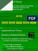 13 Organisational Structure