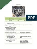 Checklist de Un Motor Diesel