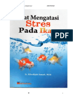 Kiat Mengatasi Stres Pada Ikan