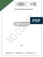 Procedimiento de Direccionamiento Estrategico[1]