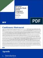 IFF June 2017 presentation