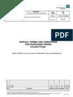 000-ZA-E-009307 Rev.01 04122014 - Special Conditions for P.O.