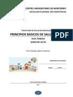 PrincipiosBasicosSalud Guia 2017B