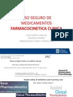 FARMACOCINETICA CLINICA EN LA PRACTICA DIARIA.ppt