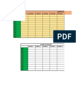 Esquema de Datos de Altura de Plantas