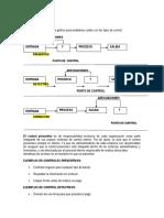 Universitas- Tipo de Control
