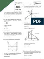 Física - Caderno de Resoluções - Apostila Volume 1 - Pré-Vestibular fisc2 aula01