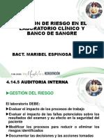GestionDelRiesgoEnLaboratorioClinico