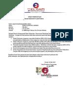 13. Surat Pernyataan Badan Usaha