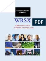 MSE WRSX Group Profile v2 01