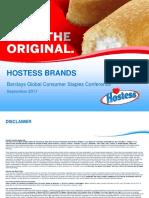 TWNK Hostess Investor Presentation Sept 2017