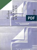 BRIONES GUILLERMO-Evaluación de Programas Sociales (Cap.2 y 3)