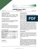 Tapper Primer PP12