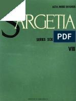 08 Sargetia Acta Musei Devensis Series Scientia Naturae VIII 1971