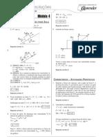 Física - Caderno de Resoluções - Apostila Volume 1 - Pré-Vestibular fisc4 aula04