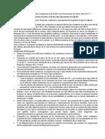 Trabajo Aplicativo de la Asignatura de Diseño de Estructuras de Acero 01 Sem 2017-1