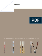 The Geneva Conventions and the Red Cross