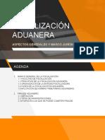Fiscalizacion Aduanera y Fraude