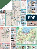 Guide Map Toyama Japan
