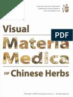 Herbs Visual Materia Medica - SACRED LOTUS ARTS