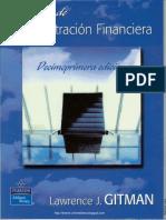 Principios de Adm. Financiera - 11va Edición - Lawrence J. Gitman