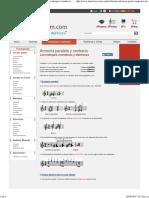 Armonía Paralela y Contraria - Las Enfoques Cromáticas y Diatónicas - Composicion