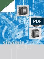 Catálogo Siemens - SINAMICS - Variadores de velocidad.pdf