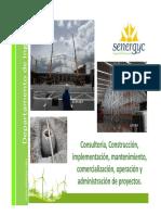 Presentacion Senrgyc Ingenieria & Construccion s.a.s.