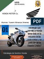 CASO HONDA MOTORS