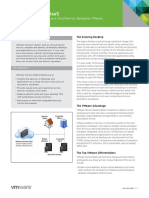 VMware Horizon DaaS Datasheet