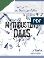 Top 10 Myths of Cloud Hosted Desktops
