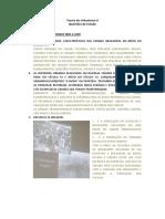 Teoria Do Urbanismo II - REVISÃO AVI